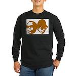 OLD SKOOL Long Sleeve Dark T-Shirt