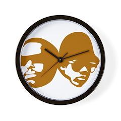 OLD SKOOL Wall Clock
