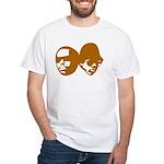OLD SKOOL White T-Shirt