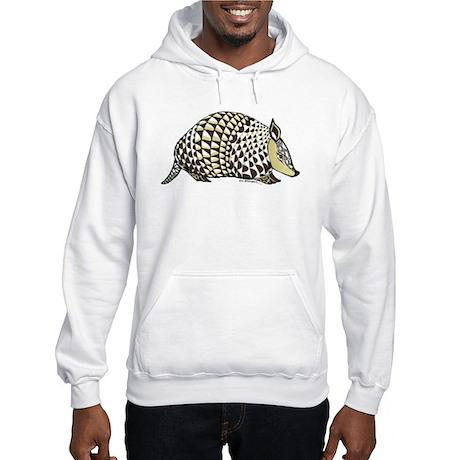 armadillo Hooded Sweatshirt