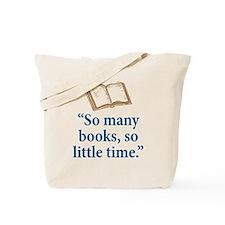 So many books - Tote Bag
