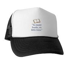 So many books - Trucker Hat