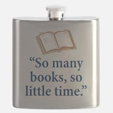 So many books - Flask