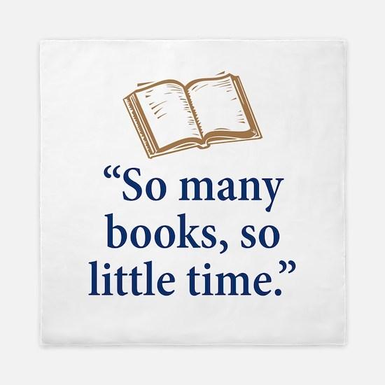 So many books - Queen Duvet