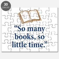 So many books - Puzzle