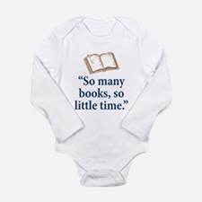 So many books - Baby Outfits