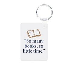 So many books - Keychains