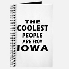 The Coolest People Are From Iowa Journal