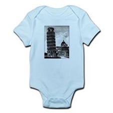 Leaning Tower of Pisa Body Suit