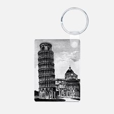 Leaning Tower Of Pisa Keychains