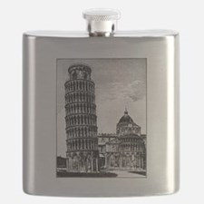 Leaning Tower of Pisa Flask