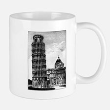 Leaning Tower of Pisa Mugs
