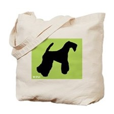 Terrier iPet Tote Bag