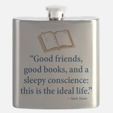 Good Friends, Good Books - Flask