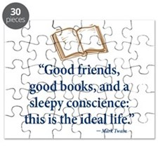 Good Friends, Good Books - Puzzle