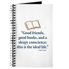 Good Friends, Good Books - Journal