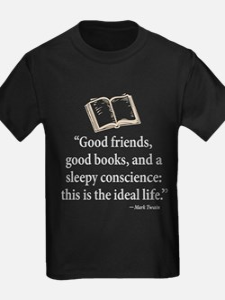 Good Friends, Good Books - T