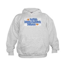 Daddy's Little Scottish Princess Hoodie