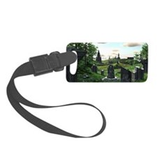 View From Labyrinth Hill  Luggage Tag