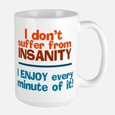 I dont Suffer Mugs