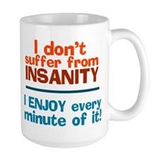 I dont Suffer Mugs