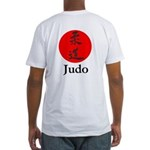 Fitted Judo T-shirt