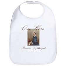 Our Hero Florence Nightingale Bib