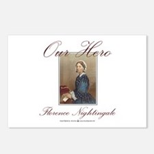 Our Hero Florence Nightingale Postcards (Package o