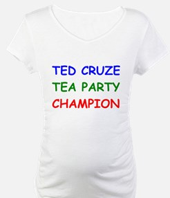 Ted Cruze Tea Party Champion Shirt
