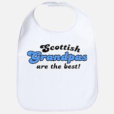 Scottish Grandpas are the Best Bib
