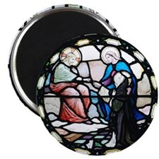 Saint Catherine of Sienna Magnet