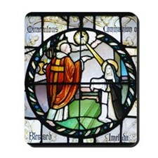 Saint Imelda Mousepad