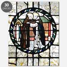 St Francis and St Dominic Puzzle