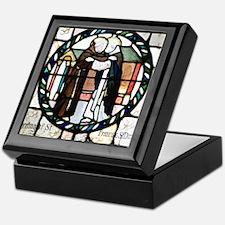 St Francis and St Dominic Keepsake Box