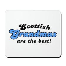 Scottish Grandmas are the Best Mousepad