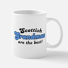 Scottish Grandmas are the Best Mug