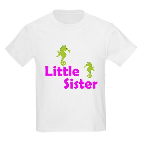 Little Sister Sea Horse T-Shirt