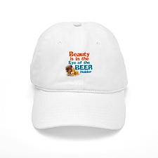 Eye of the Beer Holder Baseball Baseball Cap