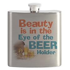 Eye of the Beer Holder Flask