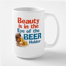 Eye of the Beer Holder Mugs