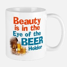 Eye of the Beer Holder Mugs