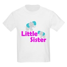 Little Sister Elephant T-Shirt