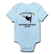 Future Snowboarding Star Body Suit
