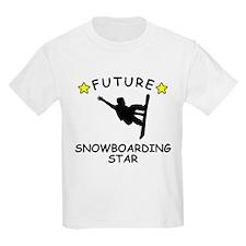 Future Snowboarding Star T-Shirt