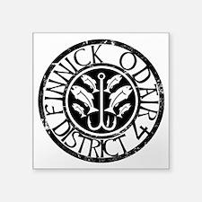 Finnick District 4 Sticker
