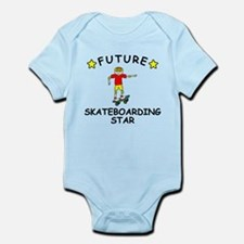 Future Skateboarding Star Body Suit