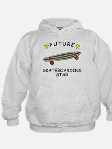 Future Skateboarding Star Hoodie