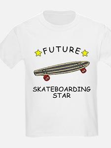 Future Skateboarding Star T-Shirt