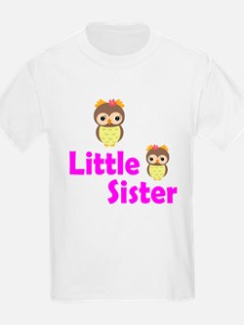 Little Sister Owl T-Shirt