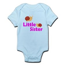 Little Sister Snail Body Suit